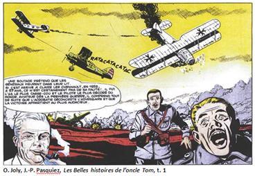 O. Joly, J.-P. Pasquiez, Les Belles histoires de l'oncle Tom, t. 1
