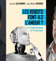 Jean-Michel Besnier vs. Laurent Alexandre : l�humanit� en d�bat