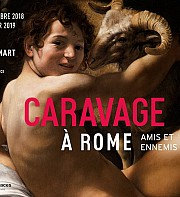 Caravage devant l�Eglise : orgie et d�bordement