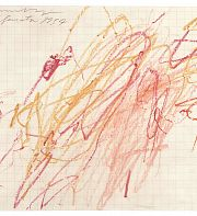 Cy Twombly, peintre d��criture